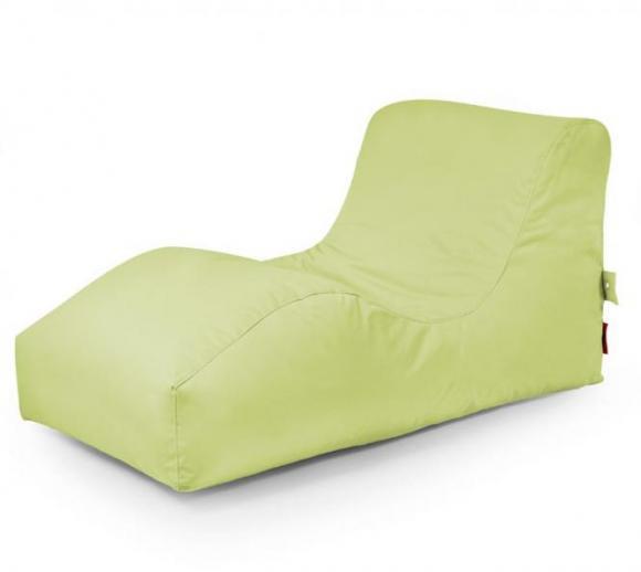 Outbag Sitzsack, Sitzlounge, Sitzliege Wave Plus lime