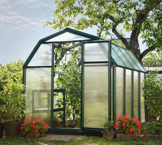 rion kunststoff gew chshaus smart 34 263x204 5 4m. Black Bedroom Furniture Sets. Home Design Ideas