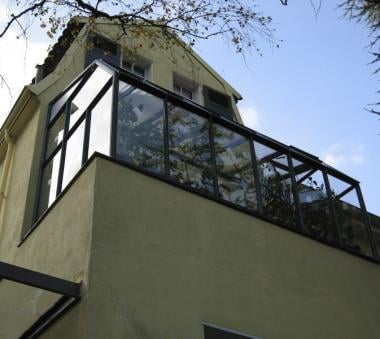 rion wintergarten sun lounge 38 gew chshaus treibhaus anlehngew chshaus ebay. Black Bedroom Furniture Sets. Home Design Ideas