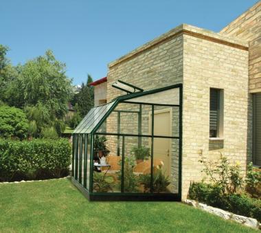 rion wintergarten sun lounge 33 gew chshaus treibhaus anlehngew chshaus ebay. Black Bedroom Furniture Sets. Home Design Ideas