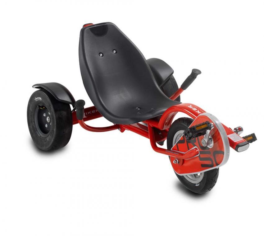 EXIT Fun-Kart Trike Dreirad Pro 100 Red