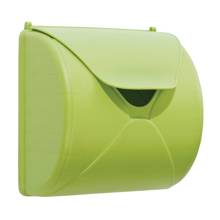 KBT Kinderspielhaus Zubehör Briefkasten Postbox für Spielgerät Spielturm hellgrün