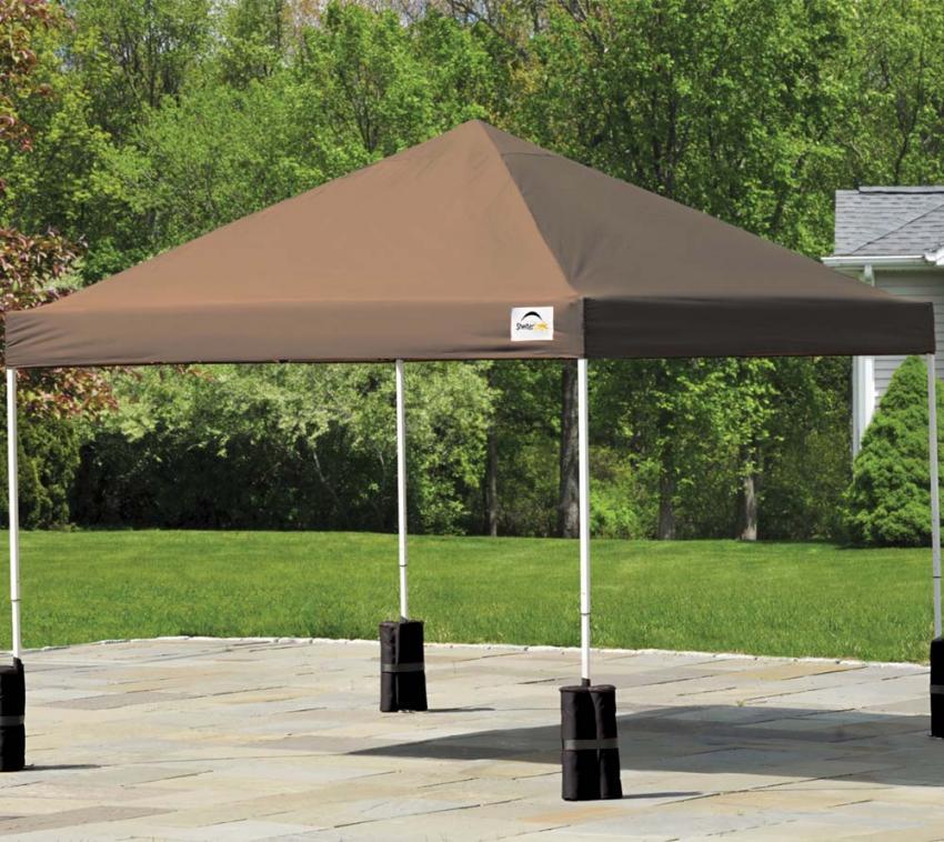 ShelterLogic Ballastsäcke für Pavillons schwarz