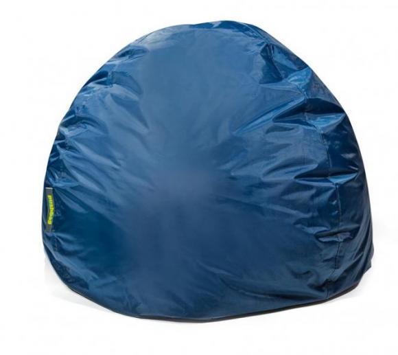 pushbag sitzsack sitzkissen bag 500 oxford marina blau. Black Bedroom Furniture Sets. Home Design Ideas
