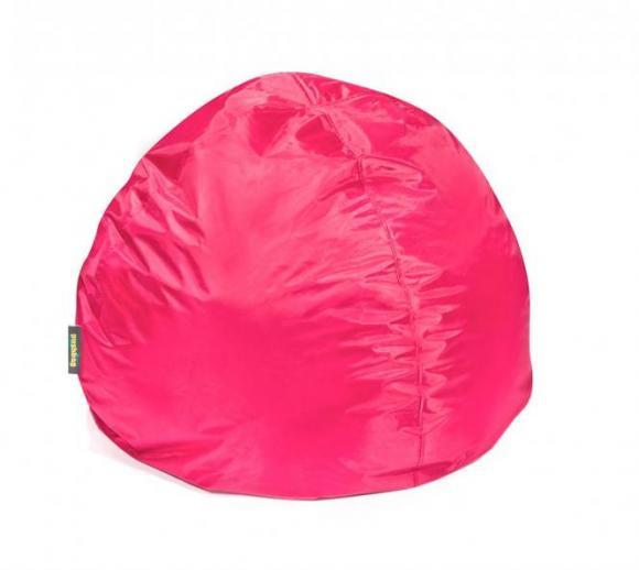 pushbag sitzsack sitzkissen bag 500 oxford pink. Black Bedroom Furniture Sets. Home Design Ideas