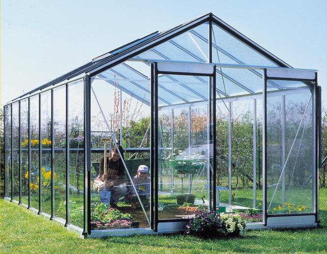 acd aluminium glas gew chshaus r307h b 15 88m mygardenhome. Black Bedroom Furniture Sets. Home Design Ideas