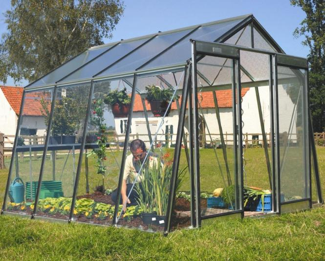acd aluminium glas gew chshaus s104h b 9 11m mygardenhome. Black Bedroom Furniture Sets. Home Design Ideas