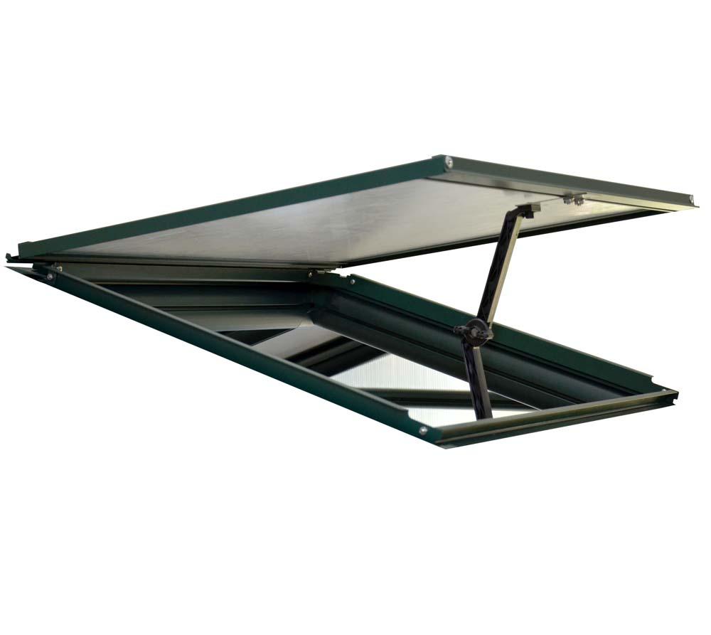 Rion Dachfenster für Gewächshaus Sun Lounge Grün