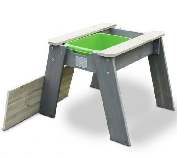 exit aksent sand wasser picknicktisch m inkl wannen. Black Bedroom Furniture Sets. Home Design Ideas
