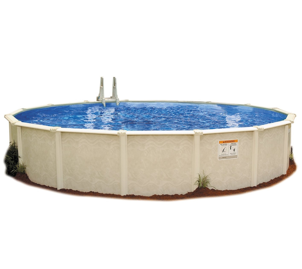 interline schwimmbad pool u schwimmbecken sunlake 550 cm mygardenhome. Black Bedroom Furniture Sets. Home Design Ideas