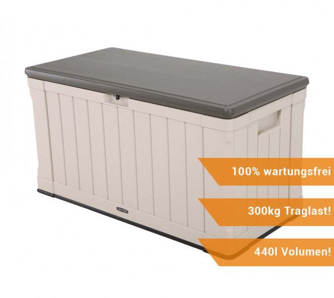 gartenbox kunststoff preisvergleiche erfahrungsberichte und kauf bei nextag. Black Bedroom Furniture Sets. Home Design Ideas