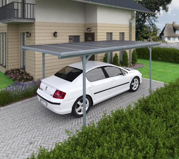 neu ovp palram aluminium carport pavillon berdachung verona 5000 500x298 ebay. Black Bedroom Furniture Sets. Home Design Ideas