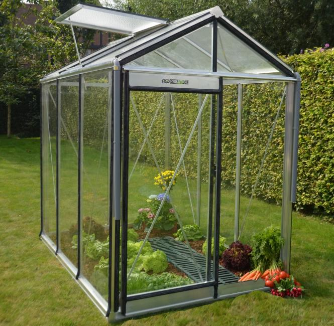 acd aluminium glas gew chshaus piccolo 3 56m mygardenhome. Black Bedroom Furniture Sets. Home Design Ideas