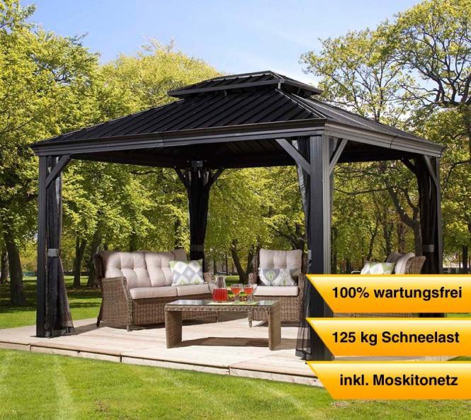 pavillon a preisvergleiche erfahrungsberichte und kauf. Black Bedroom Furniture Sets. Home Design Ideas