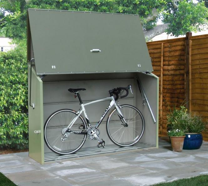 fahrradbox preisvergleiche erfahrungsberichte und kauf bei nextag. Black Bedroom Furniture Sets. Home Design Ideas