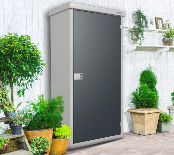 trimetals gartenschrank ger teschrank small guardian d33. Black Bedroom Furniture Sets. Home Design Ideas