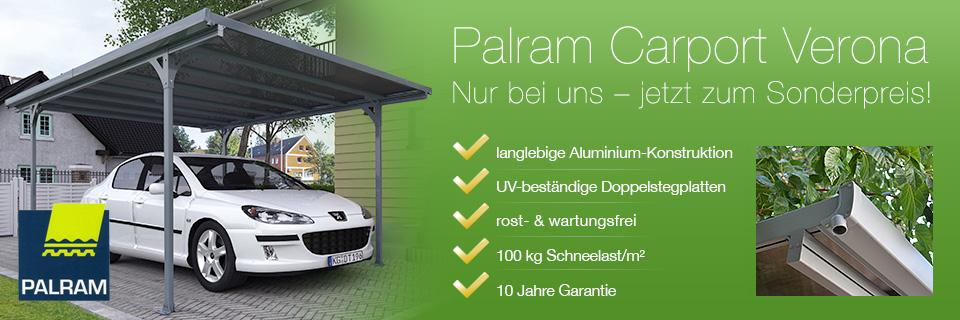 Banner Palram Verona Carport