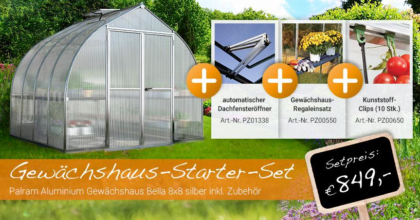 Banner_Gewächshaus-Starter-Set