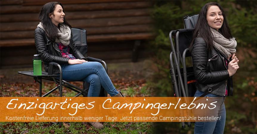 Kategorie Campingstühle