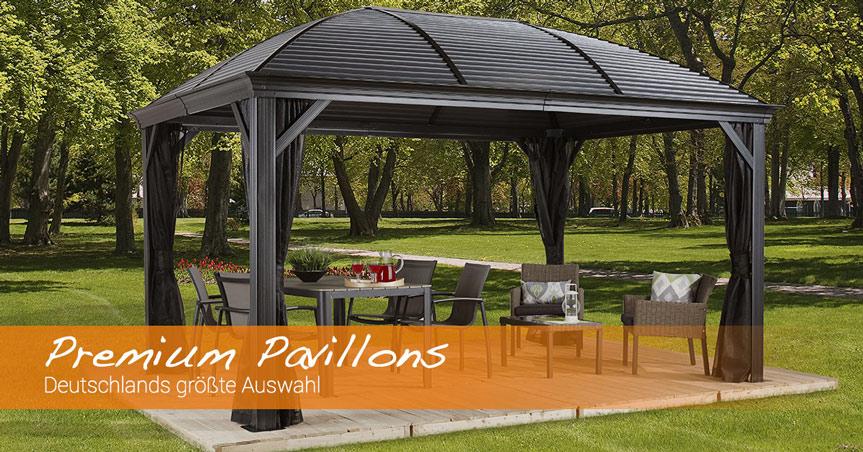 Banner Premium Pavillons